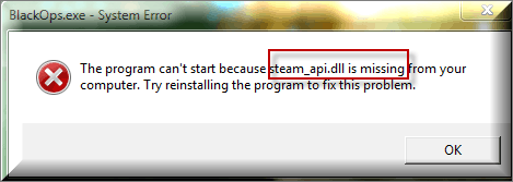 missing _Steam_api.dll_ file_solution_how_to_fix