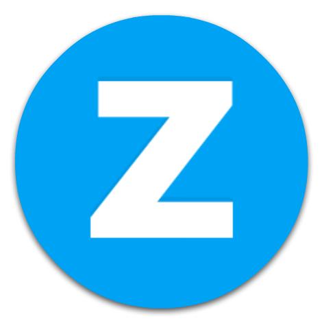 Логотип Zona