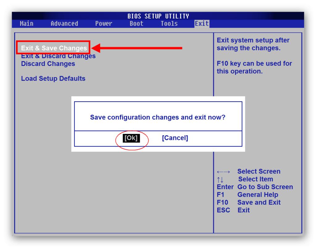 Как через биос загрузить компьютер. Настройка BIOS для загрузки с HDD или оптического диска
