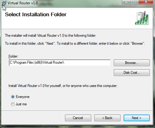 установка VirtualRouterManager2